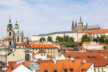 Stadtbild von Prag von Katrin May