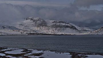 De kust van Snæfellsnes van Timon Schneider