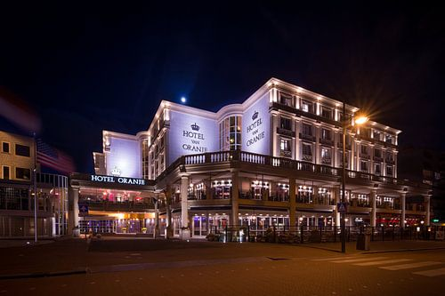 Hotel Oranje in Noordwijk van Ardi Mulder