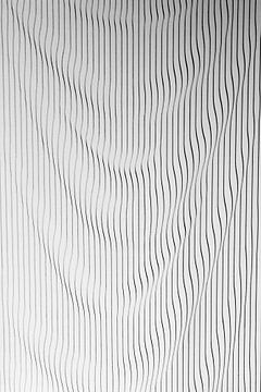 lijnenspel-3 van Arnoud Kunst