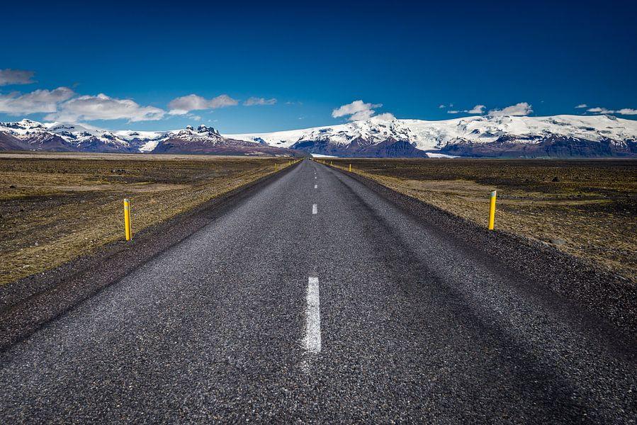 Ringweg Nummer 1 van Ronne Vinkx