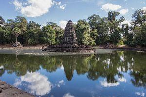 Jayatataka Temple - Cambodia Siem Reap