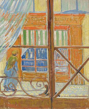 Vincent van Gogh, View of a butcher's shop