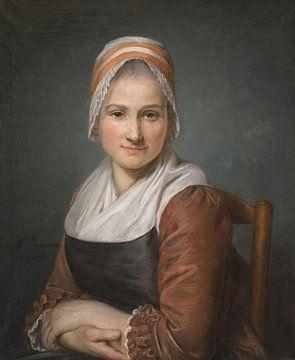 Porträt einer jungen Frau, Marie-Geneviève Navarra