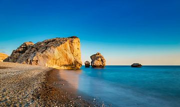 Rots van Afrodite, Cyprus van Adelheid Smitt