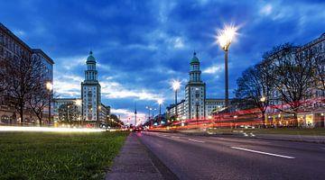 Berlin Frankfurter Tor von Frank Herrmann