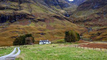 Ferienhaus in den Bergen von Paul Vergeer