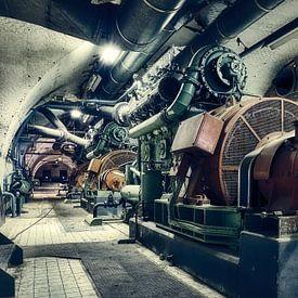 industrieel erfgoed stelling Den Helder van eric van der eijk