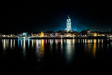 Skyline van Deventer van Eddy Westdijk