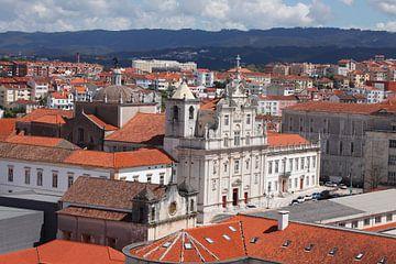 Neue Kathedrale Se Nova, Altstadt,, Coimbra, Beira Litoral, Regio Centro, Portugal