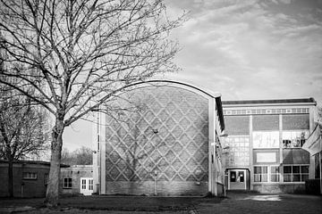 Gebouw X op de Tapijnkazerne in Maastricht