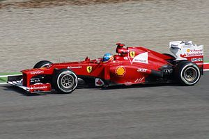 Fernando Alonso Monza