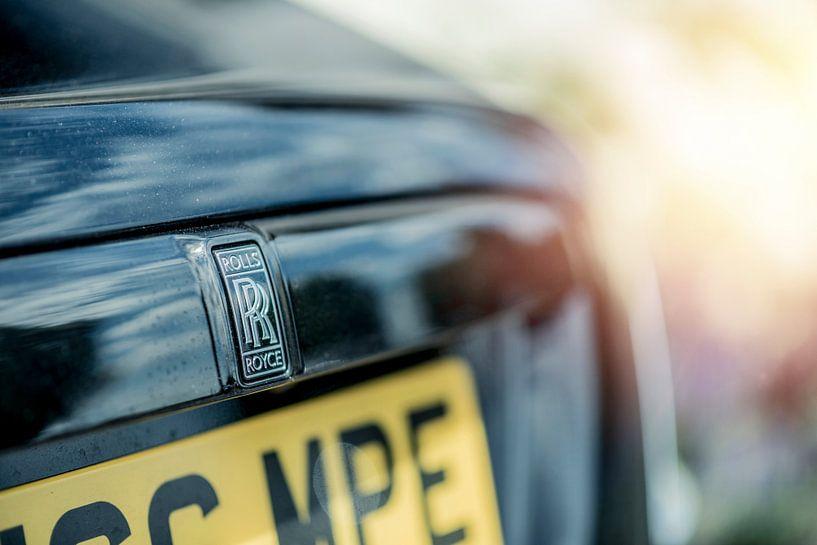 Rolls Royce Wraith van Sytse Dijkstra
