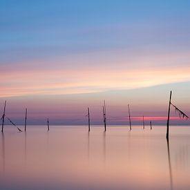 Rockanje Sonnenuntergang von Vandain Fotografie