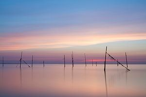Rockanje zonsondergang van Ingrid Van Damme fotografie