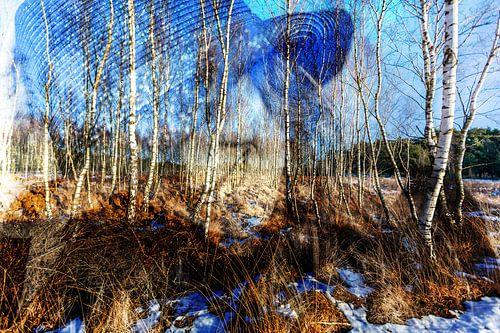 Happy Winter Trees