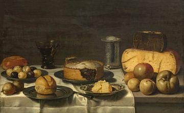 Ein niederländisches Frühstück, Floris van Schooten