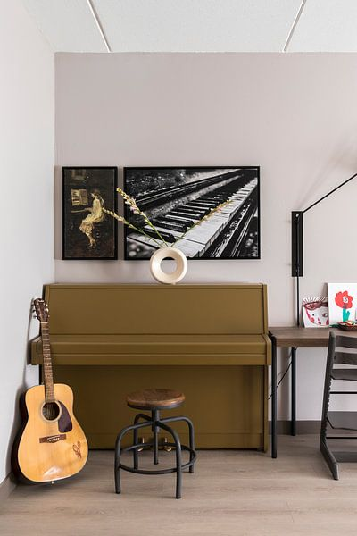 Kundenfoto: Last Note – Piano von 3,14 Photography