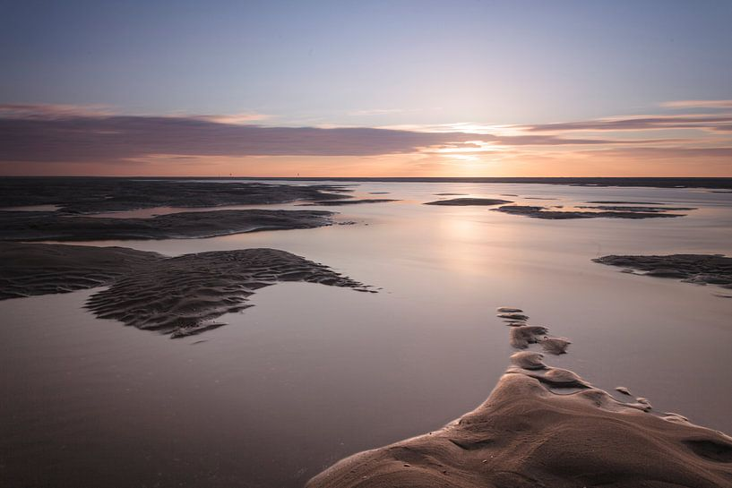 Kijkduin Sunset van Tom Roeleveld