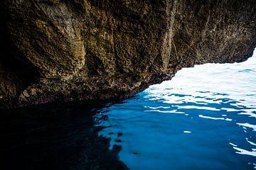 Blue Water. Blue Grotto, Malta von Rutger-Jan Cleiren