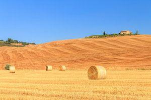 Toscaans landschap van