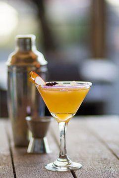 Een zomerse cocktail van Petra Brouwer
