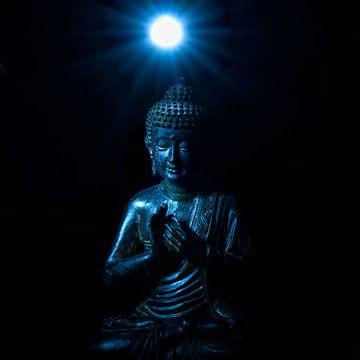 Boeddha 2 van Carla Vermeend