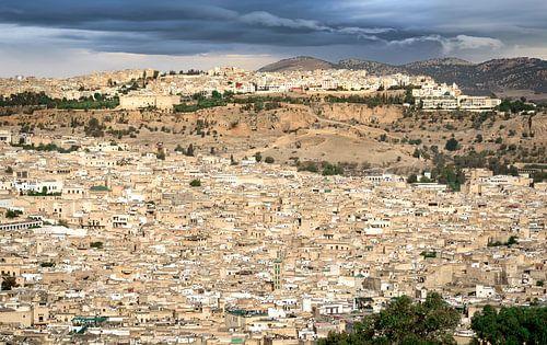 Fes, de koningsstad, Marokko