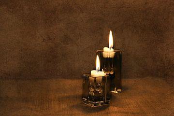 Kerzenschein von Heike Hultsch