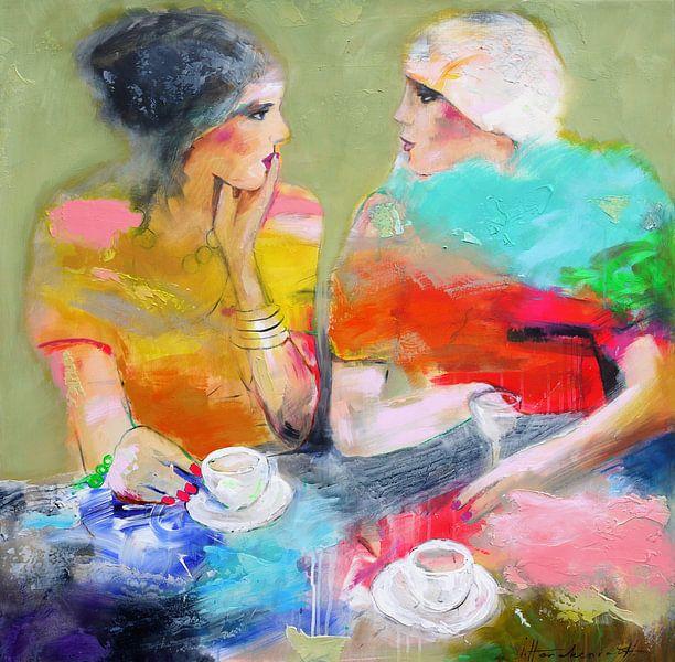 High tea van Atelier Paint-Ing