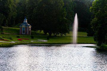 Park van Fatima Maria Mernisi