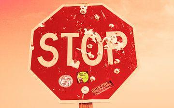 Stop! II von Michiel Heuveling