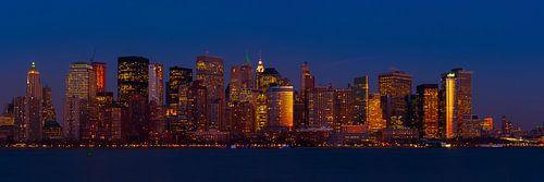 Manhattan Or sur