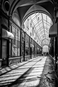 Het Glazen Straatje in Gent(B)