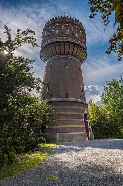 Wasserturm in Delft von Fred Leeflang