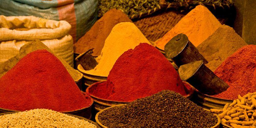 Herbs & Spices van Olaf Piers
