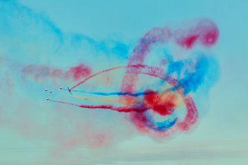 Sky painting van Ilya Korzelius