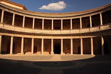 The Palacio San Carlos von Cornelis (Cees) Cornelissen