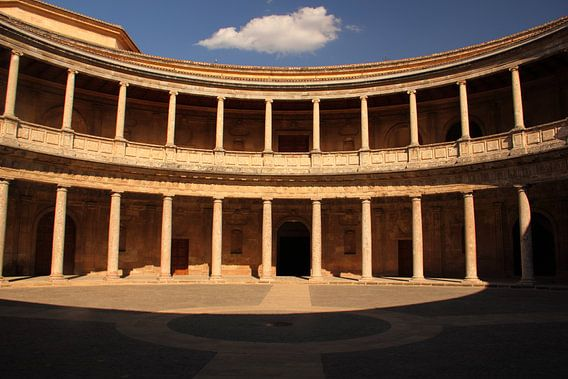 The Palacio San Carlos van Cornelis (Cees) Cornelissen