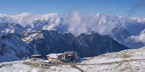 Station Höfatsblick, Nebelhorn, Allgäu Alps