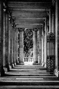 Römische Säulen von Kristiaan Hartmann