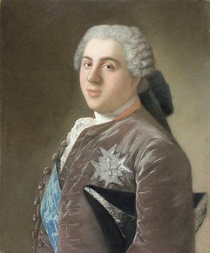 Louis de Bourbon, Dauphin van Frankrijk, Jean-Etienne Liotard