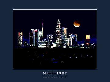 Frankfurt am Main | Mainlight van Dirk H. Wendt