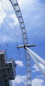 London Eye 6 van Angelique van 't Riet