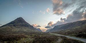 De prachtige Schotse Hooglanden van