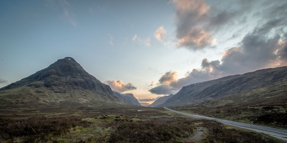 De prachtige Schotse Hooglanden