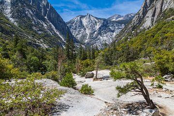 Kings Canyon uitkijkpunt van Peter Leenen