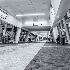 Busstation Zaandam van Adriaan Westra