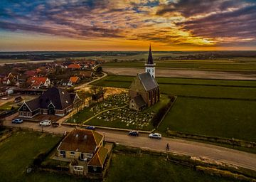 Den Hoorn - Texel van Texel360Fotografie Richard Heerschap