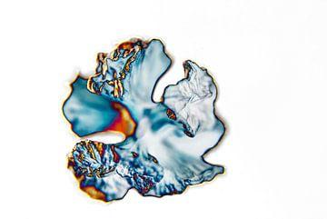 Abstractie van Ding #012 van Peter Baak